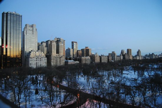 Luxury Central Park South Hotel NYC  JW Marriott Essex