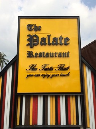 The Palate Restaurant