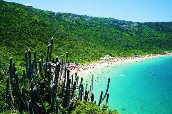 Forno Beach: Praia do Forno, Arraial do Cabo - RJ