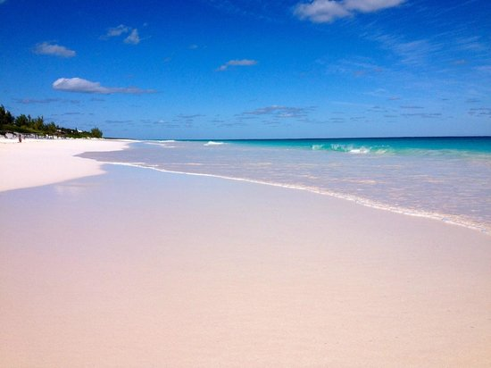 Coral Sands Bahamas Coral Sands Hotel Truly Pink