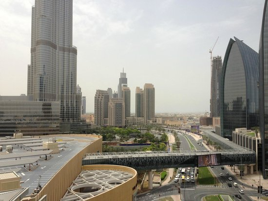 Photos of the address dubai mall dubai hotel images for Burj khalifa room rates per night