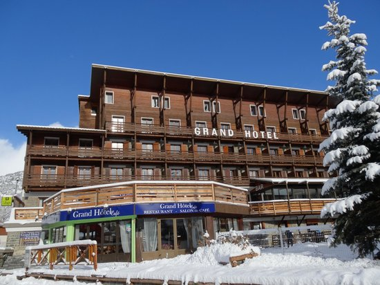 Photo of Le Grand Hotel Serre-Chevalier