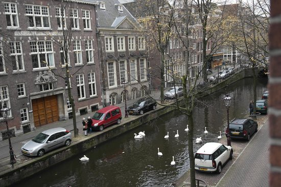 Sofitel Legend The Grand Amsterdam: Views from our room