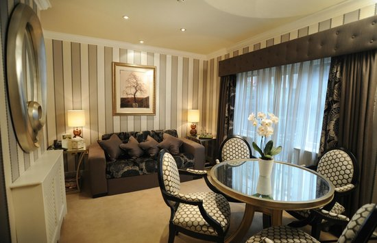 Terrace suite for 23 leamington terrace edinburgh