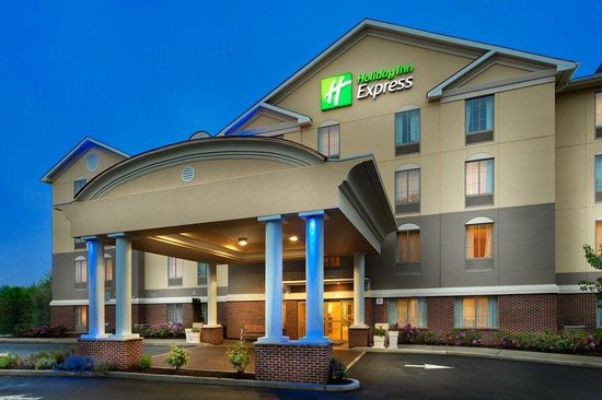 ‪Holiday Inn Express Haskell-Wayne Area‬