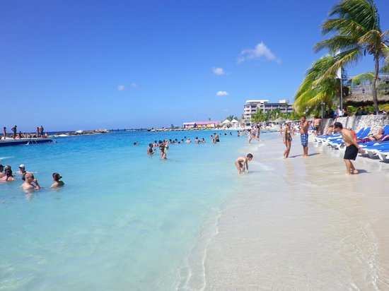 Rock Beach Curacao