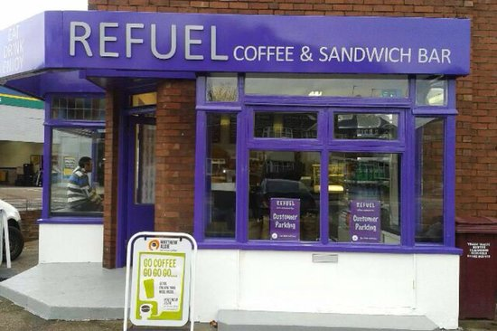 Refuel Coffee and Sandwich Bar