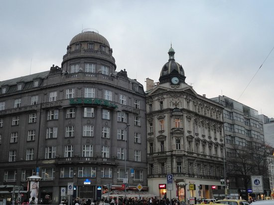 Wenceslas Square: 写真