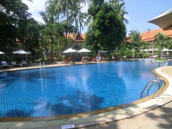 Great Pool Picture Of Blue Lagoon Hotel Chaweng