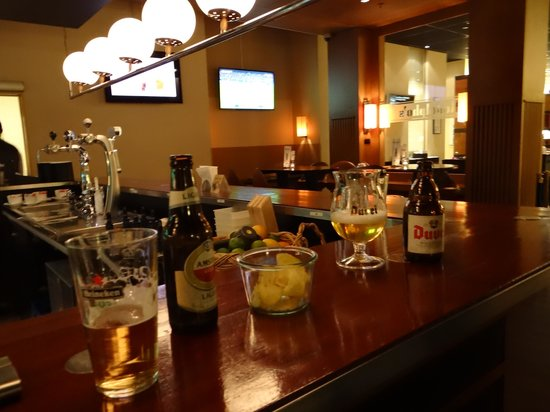 Radisson Blu Hotel Amsterdam Airport: Bar do hotel