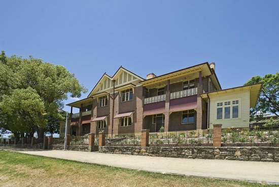 Photo of Cockatoo Island Historic Houses Sydney