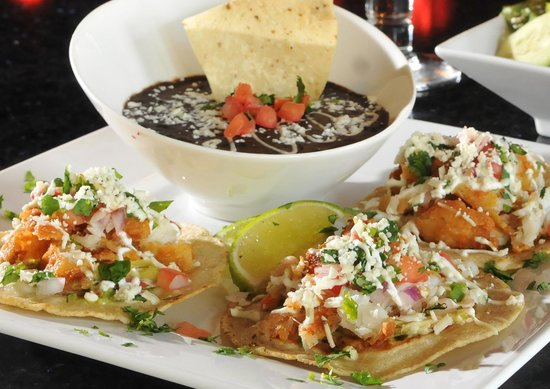 Fish Tacos Picture Of Cubiertos Gourmet Mexican And Margaritas Dallas Tripadvisor