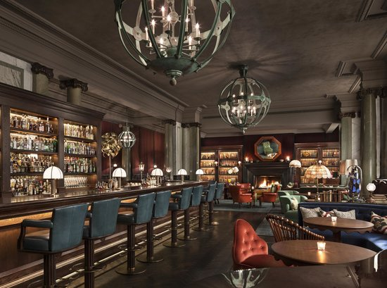 Scarfes Bar London's best hotel bars