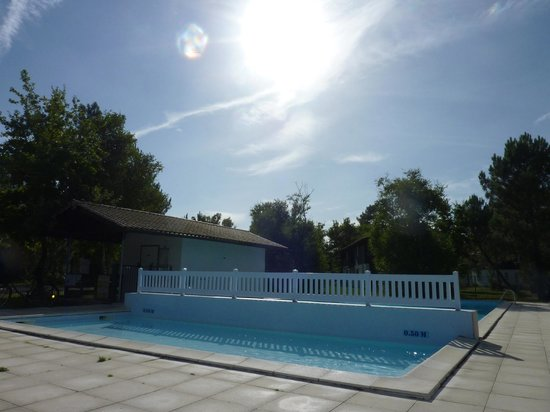 Les foug res picture of appart 39 vacances lacanau lacanau for Piscine fougeres