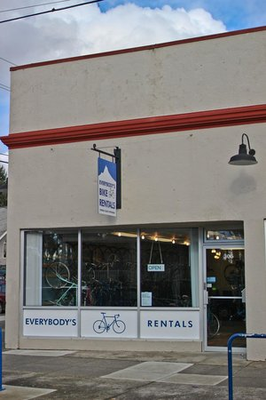 Everybody's Bike Rentals & Tours