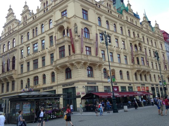 Beautiful prague picture of hotel unic prague prague for Hotels in prague city centre