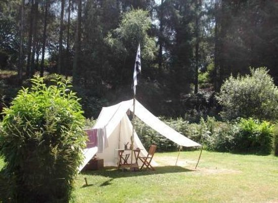 Camping La Pointe Brittany Chateaulin France