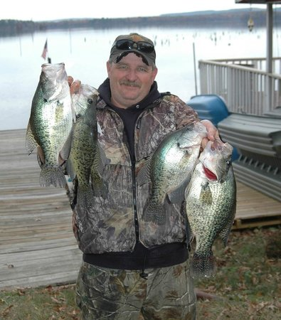 Great fishing for Fishing resorts in arkansas