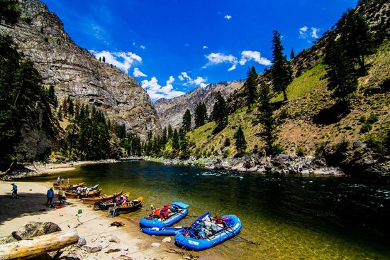 Helfrich River Outfitters Day Trips