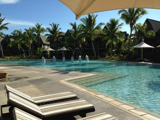 The pool picture of intercontinental fiji golf resort for 1201 salon dc reviews