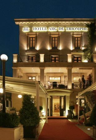Photo of Hotel Residence Arc de Triomphe Bucharest