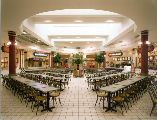 Food Court River Ridge Mall