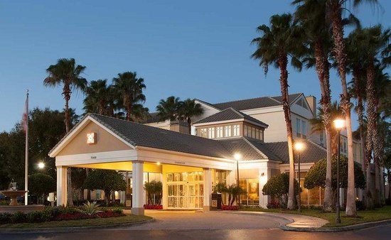 Hilton Garden Inn Orlando Airport Florida Hotel Reviews Tripadvisor