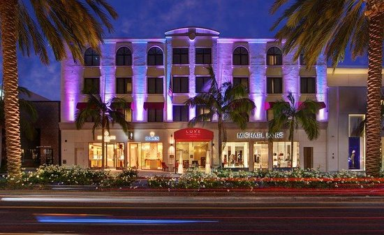 Photo of Luxe Rodeo Drive Hotel Beverly Hills