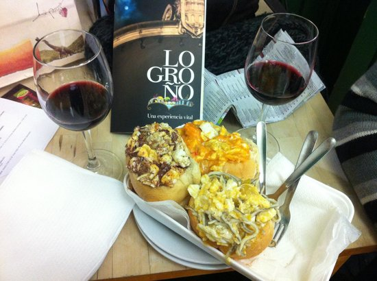 Calle del laurel logrono spain address top rated - Bed and breakfast logrono ...