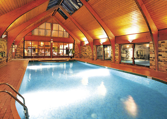 Our Lovely Indoor Swimming Pool