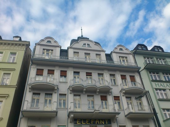 Photo of EA Hotel Elefant Karlovy Vary