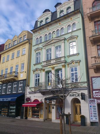 Photo of EuroAgentur Hotel Mozart Karlovy Vary