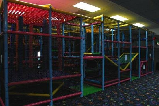 High Roller Skating Center: Indoor playground/obstacle course for up ...