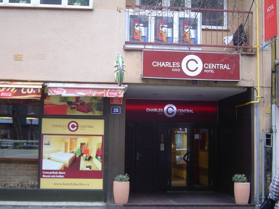 H tel picture of hotel charles central prague tripadvisor for Charles hotel prague