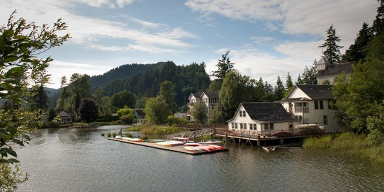 Skamokawa Resort