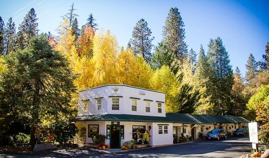 Photo of Outside Inn Nevada City