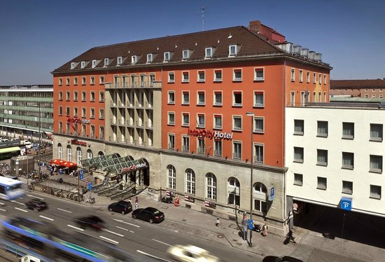 Photo of InterCityHotel Munich