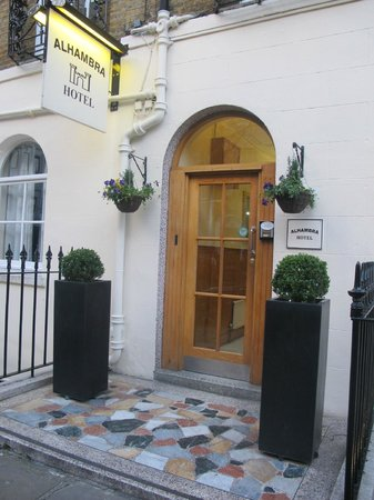 Photo of Alhambra Hotel London