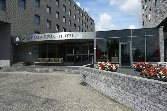Best Western Amsterdam Airport Hotel Picture Of Best