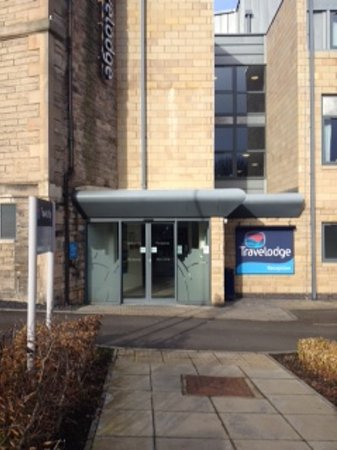Travelodge Edinburgh Ca