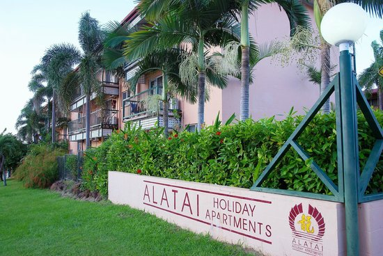 ‪Alatai Holiday Apartments‬