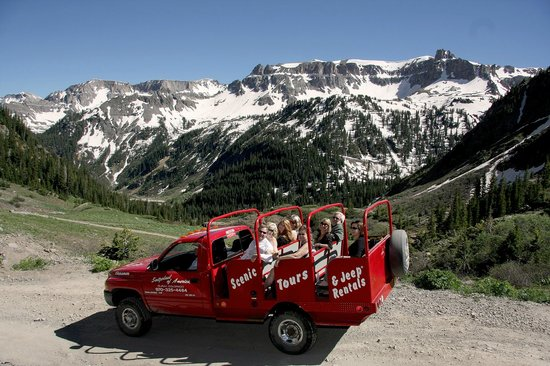 Switzerland of America Tours