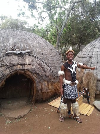 Xhosa Village - Picture of Lesedi African Lodge & Cultural Village ...