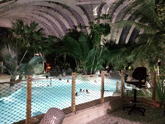 Piscine magnfique foto van center parcs domaine des for Piscine center parc moselle
