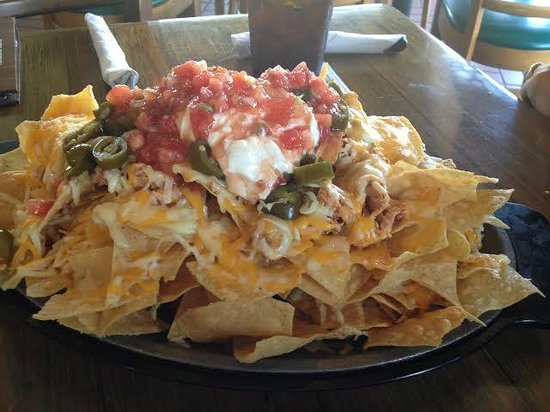 Chicken Nachos Picture Of Miller S Ale House Fort Myers