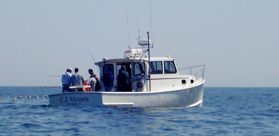 Winthrop photos featured images of winthrop ma for Fishing charters boston