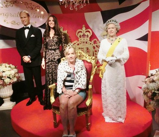 Madame Tussauds Wax Museum Bangkok - Picture of Madame Tussauds Bangkok,...