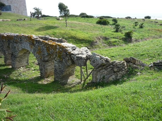 Aquaduct - Picture of Archaeological Ensemble of Baelo ...