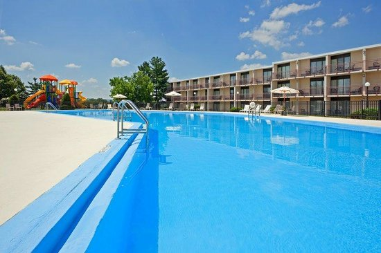Swimming Pool Picture Of Red Lion Hotel Harrisburg East Harrisburg Tripadvisor