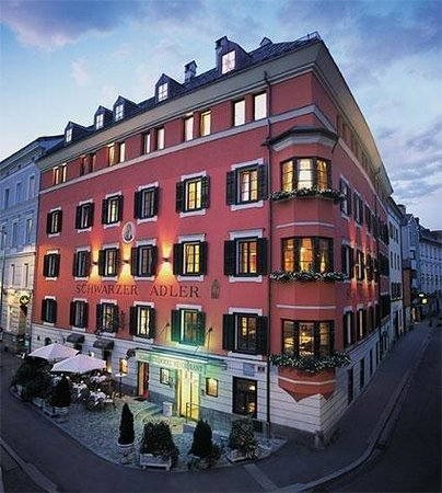 Photo of Romantik Hotel Schwarzer Adler Innsbruck